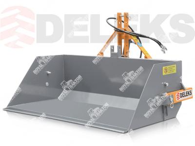Deleks PRI-120L Hidraulikus szállítóláda