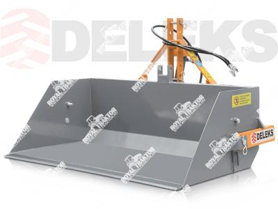 Deleks PRI-140L Hidraulikus szállítóláda