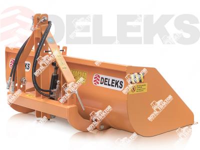 Deleks PRI-160U Hidraulikus szállítóláda