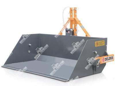 Deleks PRM-140L Billenő szállítóláda