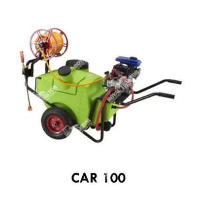 GEO CAR 100 permetező