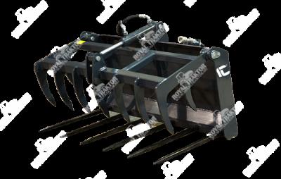 InterTech krokodil mini AV